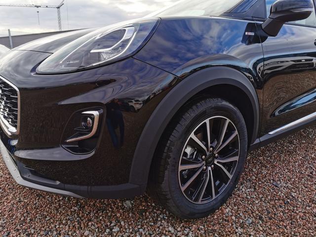 "Lagerfahrzeug Ford Puma - Titanium 1.0 EcoBoost 125 PS Automatik-5JahreGarantie-Navi-PDC-SHZ-Tempomat-DAB-17""Alu-Sofort"