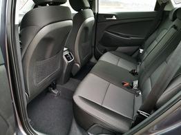 Tucson - Classic 1.6 GDI 132 PS-Navi-Klimaautomatik-SHZ-Kamera-Bluetooth-DAB