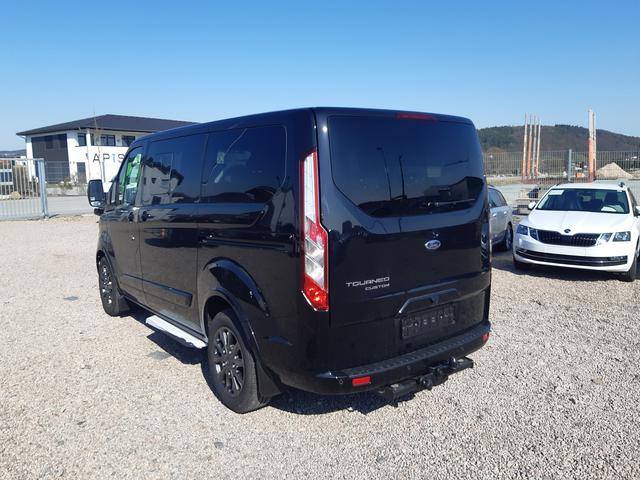 Ford Tourneo Custom - Titanium X 185 PS AT. AHK-Navi-Kamera-Sofort