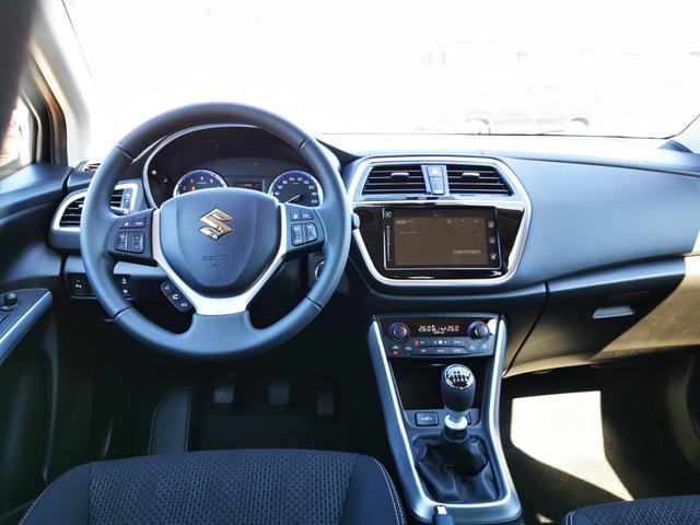 Suzuki SX4 S-Cross GLX 1.4 BoosterJet Hybrid 4x4 130 PS-Navi-VollLED-ACC-Klimaauto-SHZ-2xPDC-Kamera-Sofort