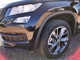 Kodiaq - Sportline 2.0 TDI 190 PS 4x4 DSG-4JahreGarantie-AHK-7Sitze-Navi-Leder/Alcantara-el.Fahrersitz-Sofort