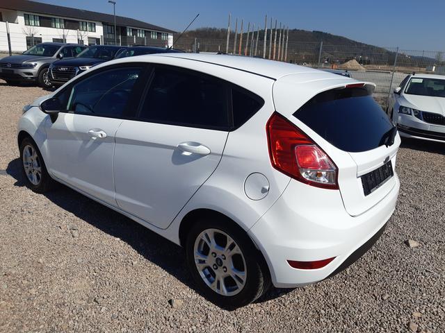 Gebrauchtfahrzeug Ford Fiesta - Trend-1,0 80 PS-Sitzheizung-Frontscheibenheizung-Bluetooth