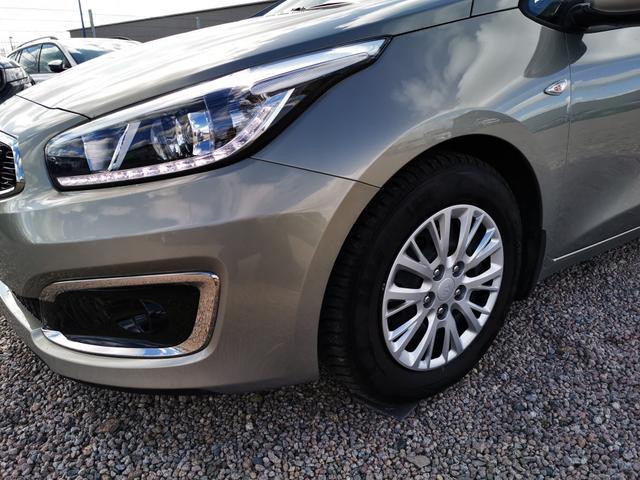 Gebrauchtfahrzeug Kia Ceed - 1.0 T-GDI 120 PS ECO dynamics Edition 7-Klimaanlage-Multifunktionslenkrad-Radio/CD-Sofort