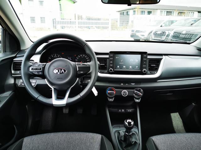 Kia Stonic 1.25 CVVT 84 PS Comfort-Klima-Bluetooth-MFL-Radio-TOP Aktion Sofort