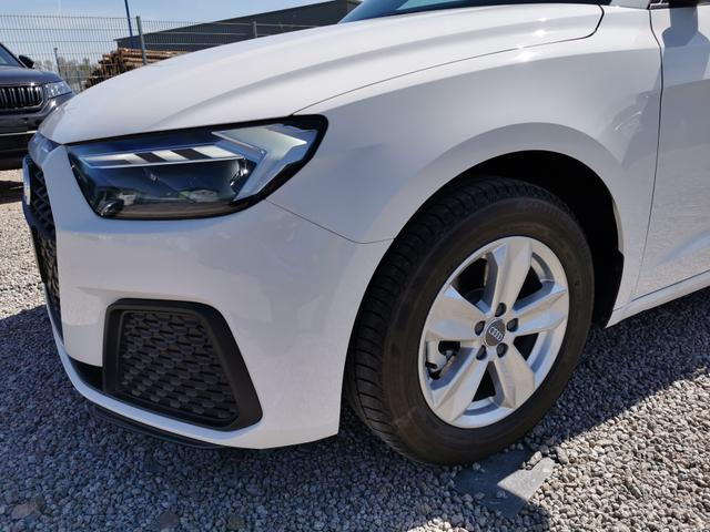 Audi A1 Sportback - 30 TFSI 116 PS S-Tronic-4JahreGarantie-MMIPlus-SmartphoneInterface-VollLED-SHZ-Sofort