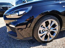 i30 - Fastback N-Line Performance Pack 1.4 T-GDI 140 PS-Navi-LED-Rückfahrkamera-Tempomat-Spurhalte- Sofort