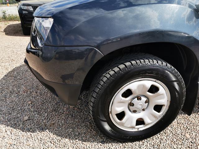 Gebrauchtfahrzeug Dacia Duster - 1.5 dCI 109 PS 4x4-Klima-SHZ-AHK-NSW-Bluetooth-Sofort