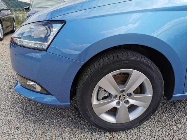 Skoda Fabia - Ambition Plus 1.0 TSI 110 PS-5JahreGarantie-Radio Swing-PDC-15
