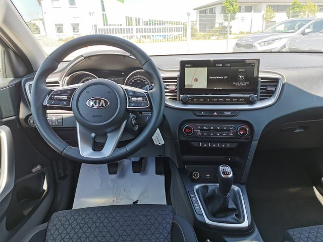 Kia Ceed Sportswagon TOP 1.4 T-GDI 140 PS-Navi-Rückfahrkamera-SHZ-Klimaauto-Tempomat-VollLED-Sofort