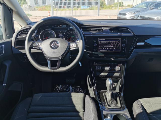 Volkswagen Touran Highline 1.5 TSI 150 PS DSG-4JahreGarantie-7Sitzer-VollLED-AppConnect-Sofort