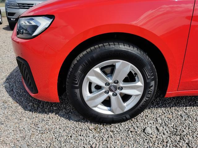 Audi A1 Sportback - 25 TFSI 95 PS S-Tronic-4JahreGarantie-SHZ-2xPDC-Klima-MMIplus-VollLED-Tempomat-Sofort