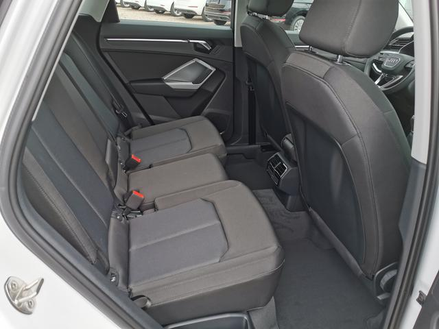 Audi Q3 35 TFSI 150 PS-4JahreGarantie-Navi-el.Heckklappe-Tempomat-SHZ-VollLED-Sofort