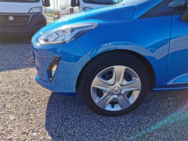 Ford Fiesta - Trend City 1.0 EcoBoost 100 PS-7JahreGarantie-PDC-SHZ-Bluetooth-Spurhalte-Klima-Sofort