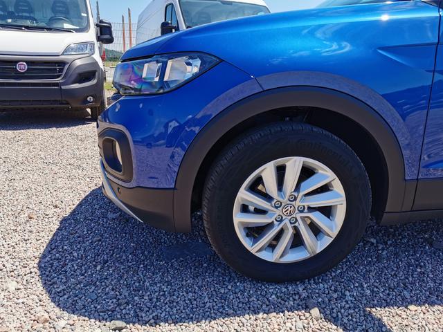 Volkswagen T-Cross - Life 1.0 TSI 116 PS DSG-AppConnect-Climatronic-2xPDC-SHZ-Spurhalteassist-DAB