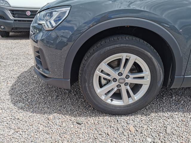 Audi Q3 - 35 TFSI 150 PS-4JahreGarantie-Navi-el.Heckklappe-Tempomat-SHZ-VollLED-Sofort
