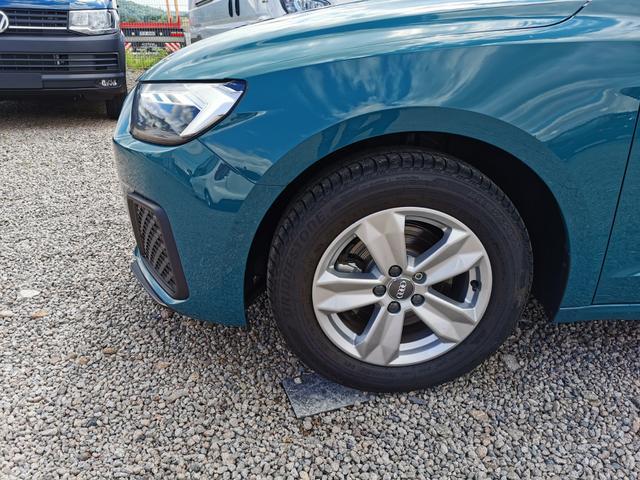 Audi A1 Sportback - 30 TFSI 116 PS S-Tronic-4JahreGarantie-AndroidAuto-AppleCarPlay-Tempomat-SHZ-ClimatronicSofort