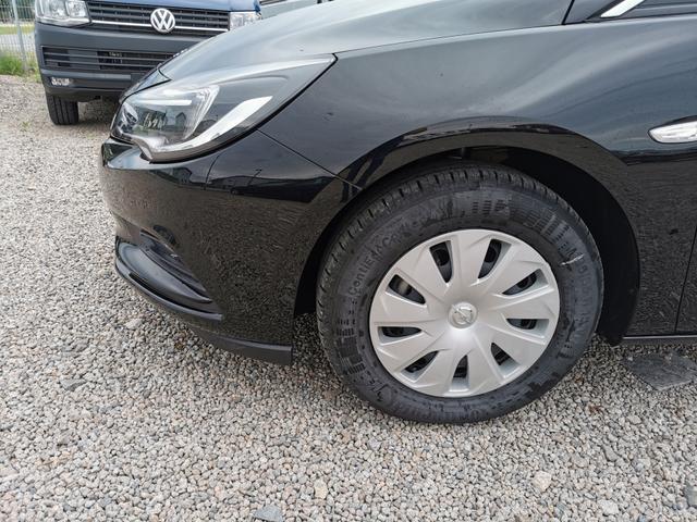 Lagerfahrzeug Opel Astra - Enjoy 1.4 Turbo 125 PS-Sitz Lenkradheizung-2xPDC-Klimaauto-Sofort