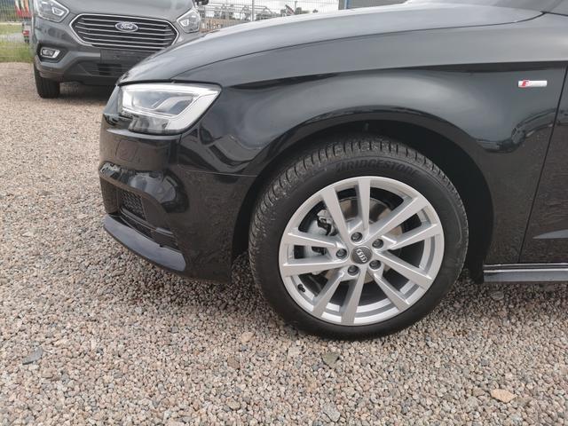 Audi A3 Sportback - S-Line 35 TFSI 150 PS S-Tronic-Navi-LED-2xPDC-AudiSoundsystem-KeylessGo-Klimaauto-Sofort