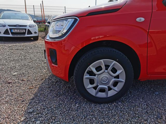Suzuki Ignis - Club 1.2 Dualjet Hybrid 83 PS-VollLED-DAB-Bluetooth-Klima-NSW-Sofort