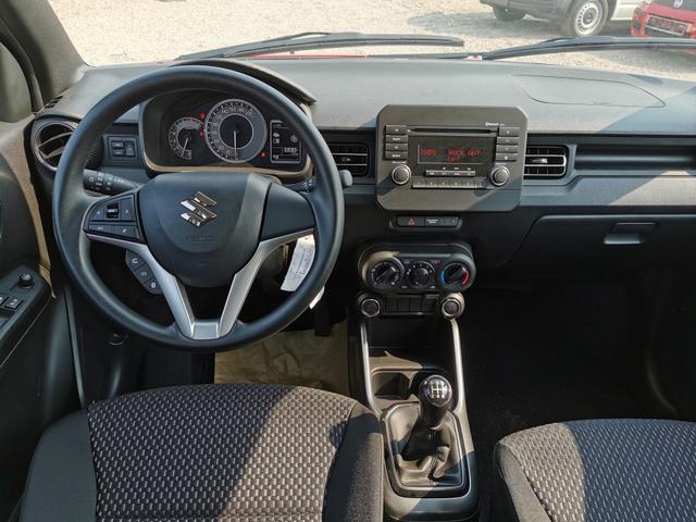 Suzuki Ignis Club 1.2 Dualjet Hybrid 83 PS-VollLED-DAB-Bluetooth-Klima-NSW-Sofort