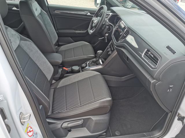 Volkswagen T-Roc Sport R-Line 2.0 TSI 190 PS 4Motion DSG-Navi-SHZ-el.Heckklappe-Rückfahrkamera-virtualCockpit-Sofort