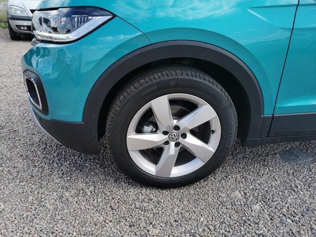 Volkswagen T-Cross - Style 1.6 TDI 95 PS DSG-AppConnect-SHZ-Climatronic-LED-ACC-2xPDC-Sofort
