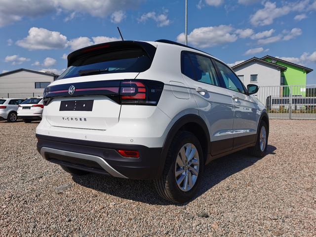 "Volkswagen T-Cross Life 1.0 TSI 116 PS DSG-AppConnect-SHZ-2xPDC-FrontAssist-16""Alu-DAB-Sofort"