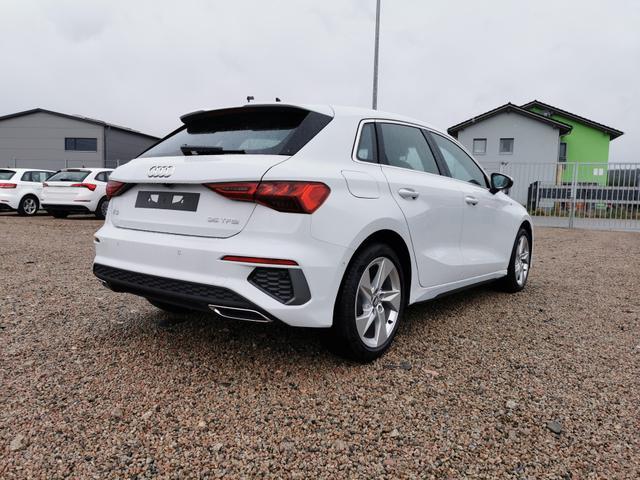 Audi A3 Sportback neues Modell! S-Line 35 TFSI 150 PS-Navi-ACC-el.Heckklappe-LED-SHZ-digitalCockpit-Sofort
