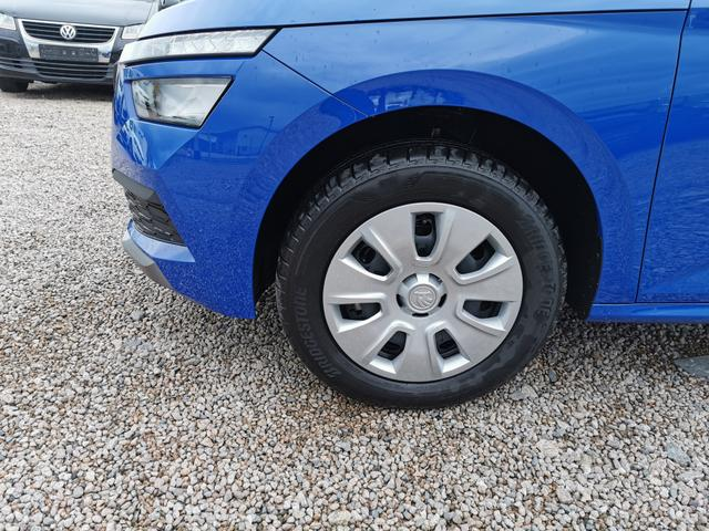 Skoda Kamiq - Ambition 1.0 TSI 95 PS-5JahreGarantie-Modell 2021-LED-Tempomat-Bluetooth-Sofort