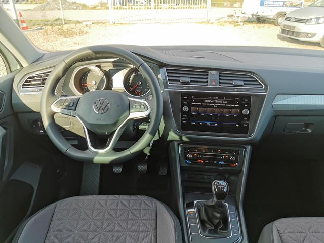 Volkswagen Tiguan Facelift! Life 1.5 TSI 150 PS-5JahreGarantie-LED-AppConnect-DAB-2xPDC-SHZ-ACC210-Sofort