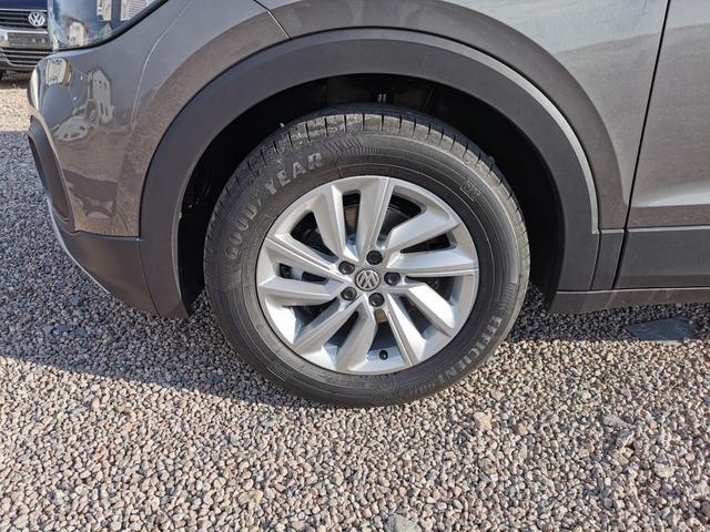 Volkswagen T-Cross - Life 1.0 TSI 116 PS DSG-4JahreGarantie-SHZ-2xPDC-Bluetooth-Spurhalte-Sofort
