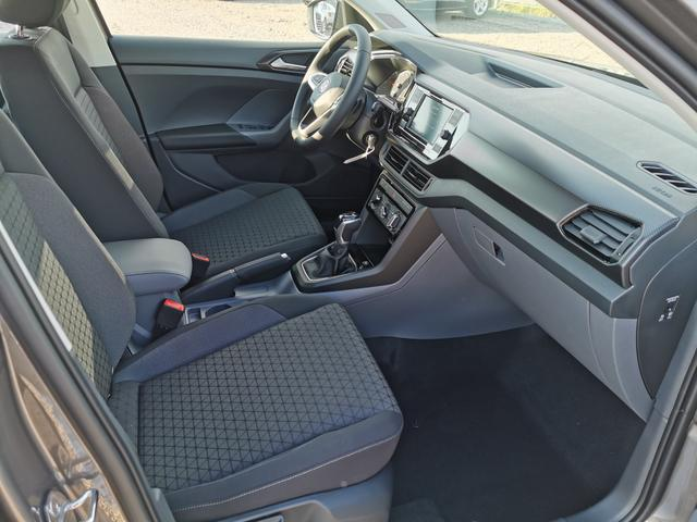 Volkswagen T-Cross Life 1.0 TSI 95 PS-4JahreGarantie-DAB-AppConnect-2xPDC-SHZ-FrontAssist-Sofort