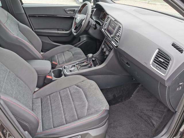 Seat Ateca FR 2.0 TSI 190 PS DSG 4Drive-5JahreGarantie-Navi-AHK-VollLED-beh.WSS-ACC-Sofort