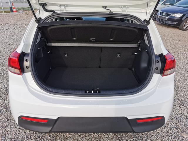 Kia Rio Comfort Facelift 1.2 84 PS-Bluetooth-RadioMp3-LederMuFu-NSW-Klima-Berganfahrhilfe-Sofort