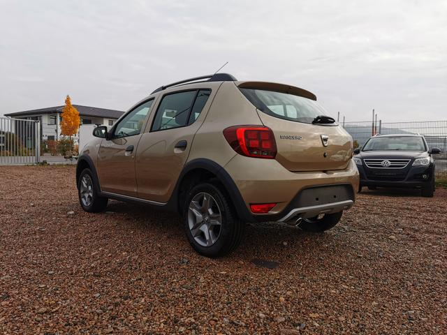 Dacia Sandero Stepway 100 TCe ECO-G PS-Navi-Klima-Tempomat-AndoridAuto-AppleCarPlay-Sofort