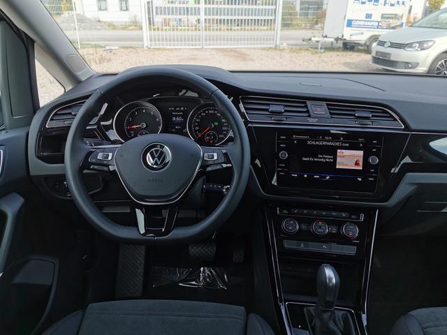 Volkswagen Touran Highline 1.5 EVO TSI 150 PS DSG-7Sitze-AHK-Navi-SHZ-Climatronic-ACC-Sofort