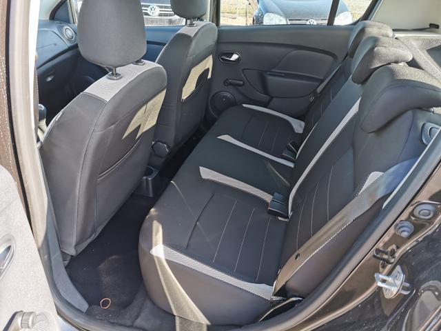Dacia Sandero Stepway 100 TCe ECO-G PS-RadioMp3-Klima-Tempomat-DAB-PDC-Sofort