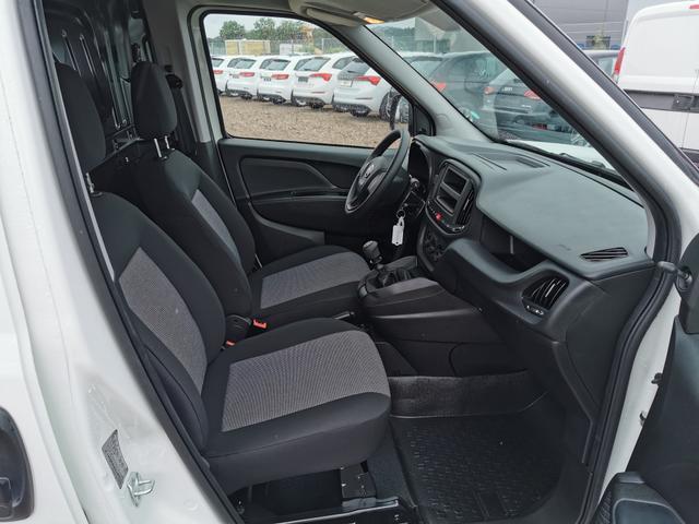 Fiat Doblò Cargo Maxi L2H1 1.6 MultiJet 105 PS-Klima-Radiovorbereitung-Bordcomputer-ZVFunk-Sofort