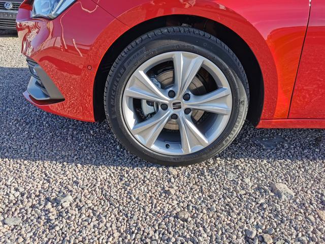 Seat Leon ST - FR neues Modell 1.5 TSI 130 PS-FullLink-VollLED-digitalCockpit-ACC-SHZ-2xPDC-SOFORT Vorlauffahrzeug