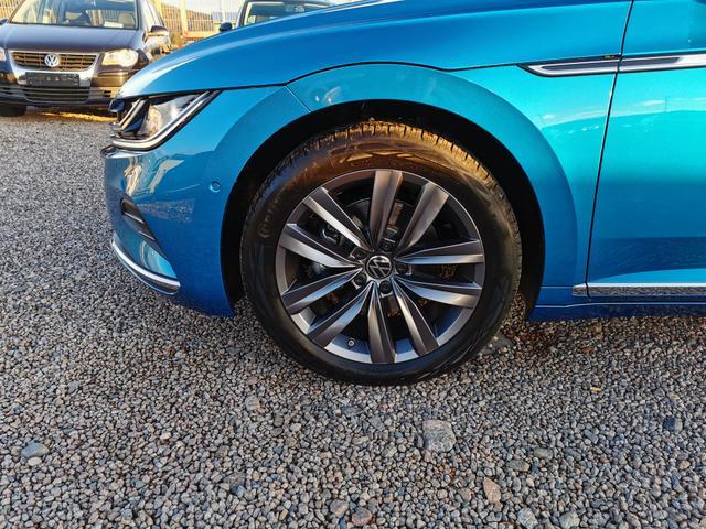 Volkswagen Arteon - Elegance 2.0 TSI 190 PS DSG-5JahreGarantie-Navi-Leder-ACC-el.Heckklappe-DAB-Sofort