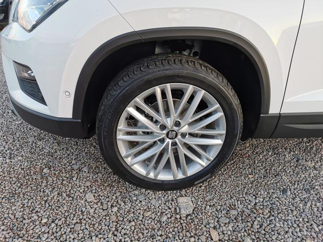 "Lagerfahrzeug Seat Ateca - Xcellence 1.5 TSI 150 PS-Navi-ACC-Kamera-18""Alu-VollLED-2xPDC-Sofort"