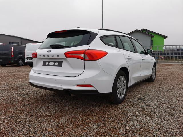 Ford Focus Turnier Trend 1.0 EcoBoost 100 PS-Tempomat-DAB-Bluetooth-LED-PDC-Spurhalte-AKTION-Sofort