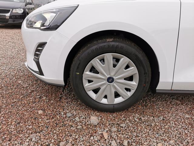Lagerfahrzeug Ford Focus - Trend 1.0 EcoBoost 100 PS-Verkehrszeichenerkennung-DAB-LederMuFu-Bluetooth-Sofort