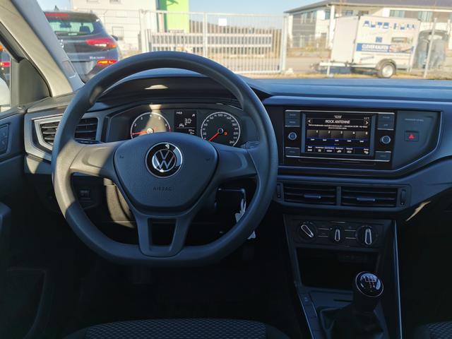 Volkswagen Polo Trendline Start Edition 1.0 80 PS-4JahreGarantie-Bluetooth-Klima-FrontAssist-Sofort-Endspurt