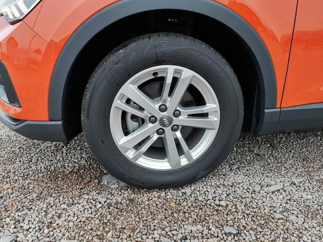 Audi Q3 - 35 TFSI 150 PS S-Tronic-4JahreGarantie-ACC-VollLED-el.Heckklappe-SHZ-KeylessGo-digitalCokpit-Sofort Vorlauffahrzeug