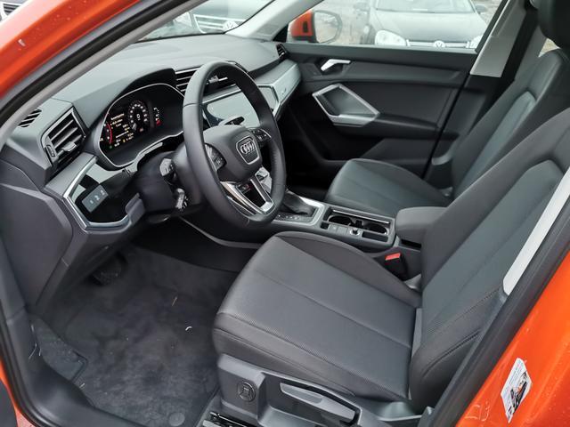 Audi Q3 35 TFSI 150 PS S-Tronic-4JahreGarantie-ACC-VollLED-el.Heckklappe-SHZ-KeylessGo-digitalCokpit-Sofort