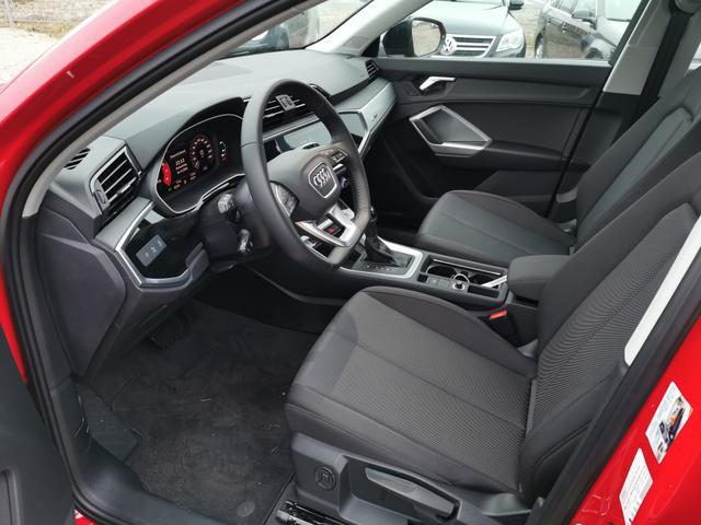 Audi Q3 S-Line 35 TFSI 150 PS S-Tronic-4JahreGarantie-AndroidAuto-AppleCarPlay-VollLED-SHZ-el.Heckklappe-Sofort