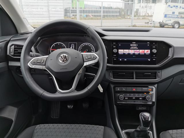 "Volkswagen T-Cross Life 1.6 TDI 95 PS-Comp.Media-2xPDC-Climatronic-16""Alu-AppConnect-Bluetooth-Sofort"