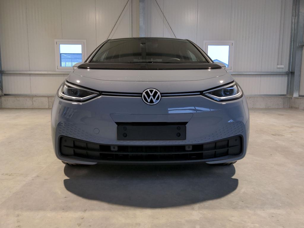 Volkswagen / ID.3 / Grau /  /  / Pro Performance Business 204 PS-LED-Navi-Kamera-SHZ-ACC-2xPDC-Wärmepumpe-Sofort