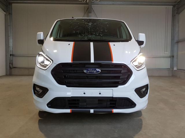 Lagerfahrzeug Ford Transit Custom - Kombi L1 Sport 2.0 TDCI 185 PS Automatik-Navi-Xenon-SHZ-DAB-ACC-8Sitze-Sofort